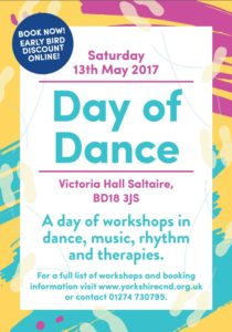 Day of Dance flier