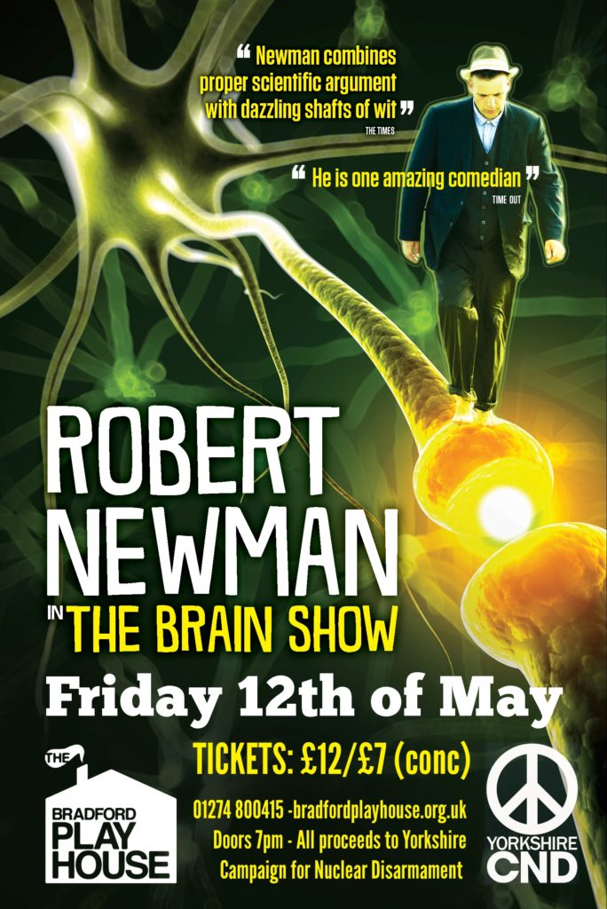 Rob Newman flier