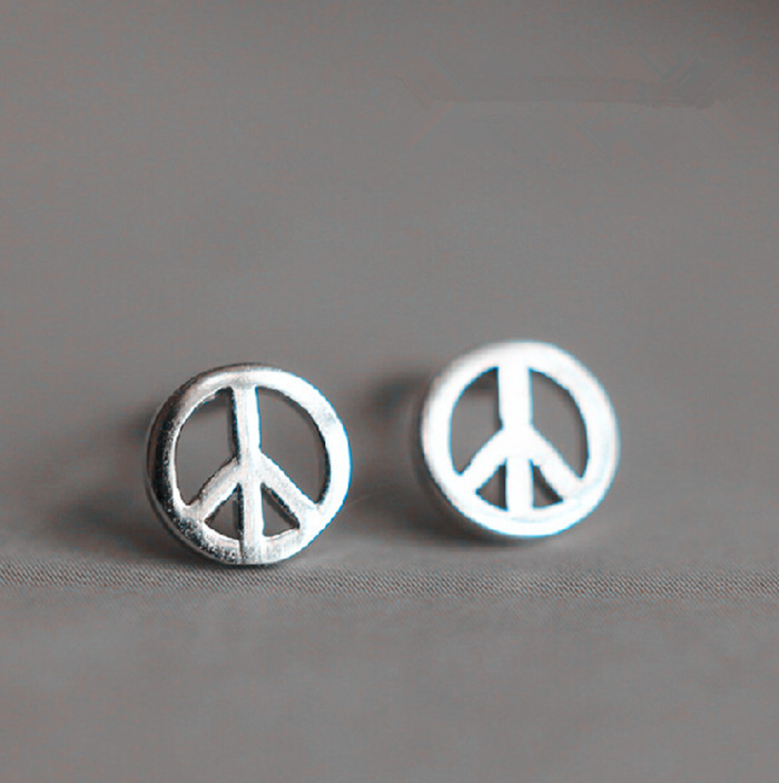 Sterling Silver CND-Earrings