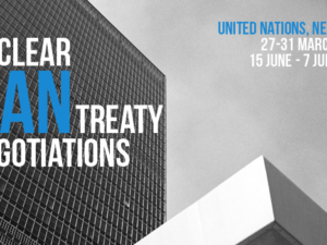 Draft Nuclear Ban Treaty published
