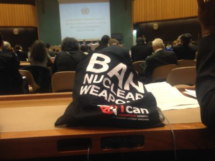 Day 4 at UN Ban Conference