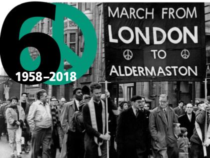 Aldermaston 60th Demonstration