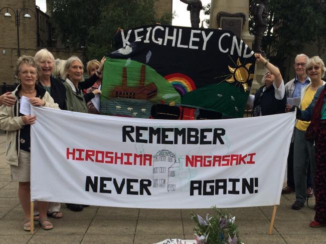 Keighley Vigil