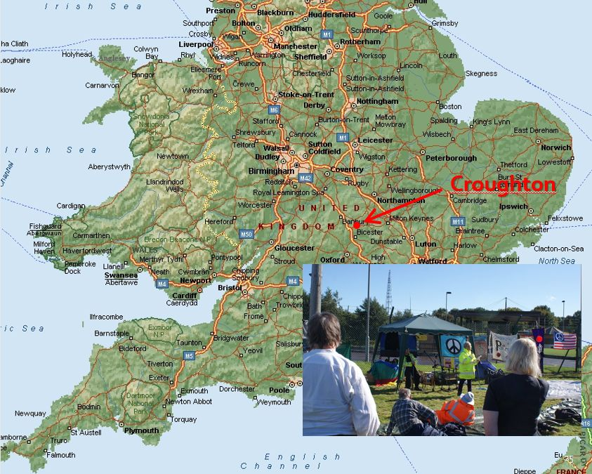 US/UK Spy and Communications Bases in the UK | Yorkshire Campaign ...