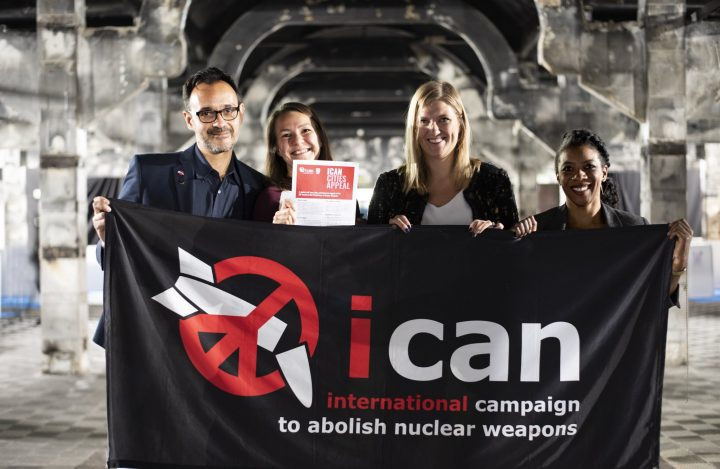 ICAN launching appeal
