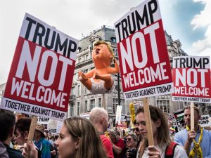 Transport to Trump Demo – Yorkshire