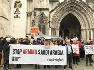The UK's arming of the Saudis is unlawful, but will a Brexiteering government care?