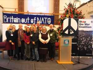 The New World Disorder – report from no to NATO conference