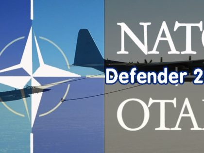Say No to the NATO war-manoeuvre Defender 2020