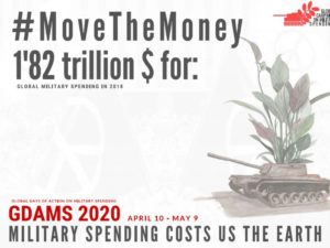 Global Days of Action on Military Spending