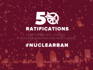 The Nuclear Ban is here!