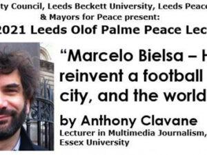 Watch Video: 2021 Leeds Olof Palme Memorial Peace Lecture